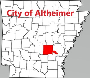 City of Altheimer